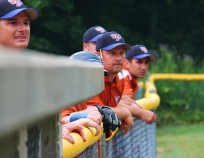 Coaches watching