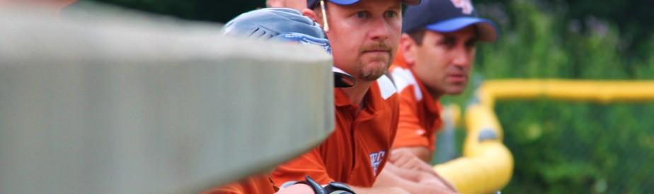 Coaches watching